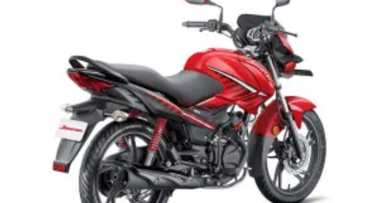 Delivery Bike Hero Ignitor 125cc(Indian) @ AED 5250 -Free service contract from Dealer-2020 model