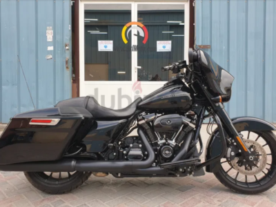 2018 HARLEY STREET GLIDE SPECIAL NIGHT EDITION