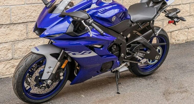 2020 Yamaha YZF R6 available for sale,whatsapp 0971521463956