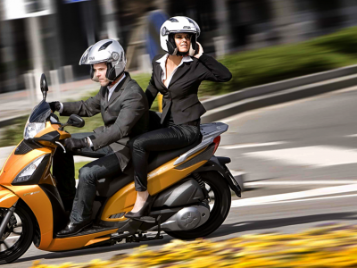 Kymco People GT-i 300