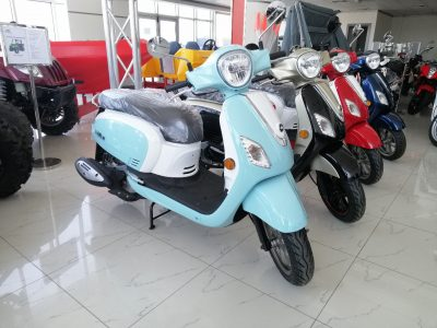 SYM 200 FIDDLE III CLASSIS SCOOTER FOR SALE IN DUBAI