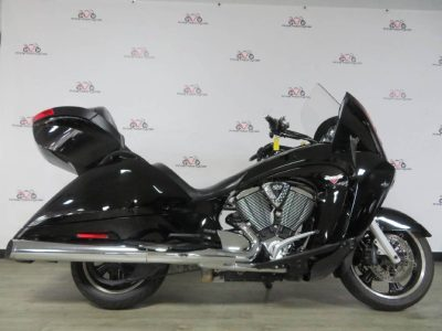 2014 Victory Touring Motorcycle Vision® Tour