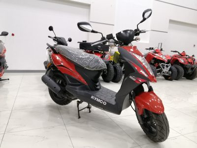 KYMCO RS 125 – RED